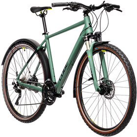 Cube Nature EXC Allroad, green'n'bluegreen